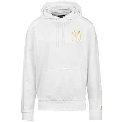 New Era Kapuzensweatshirt »New York Yankees Metallic«