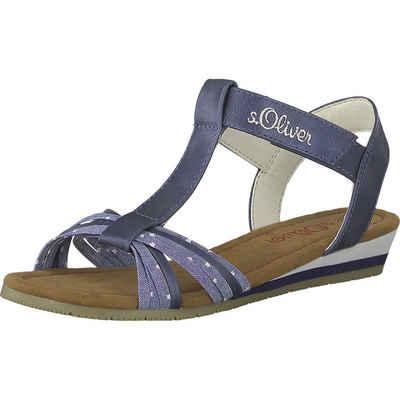 s.Oliver »Sandalen für Mädchen« Sandale