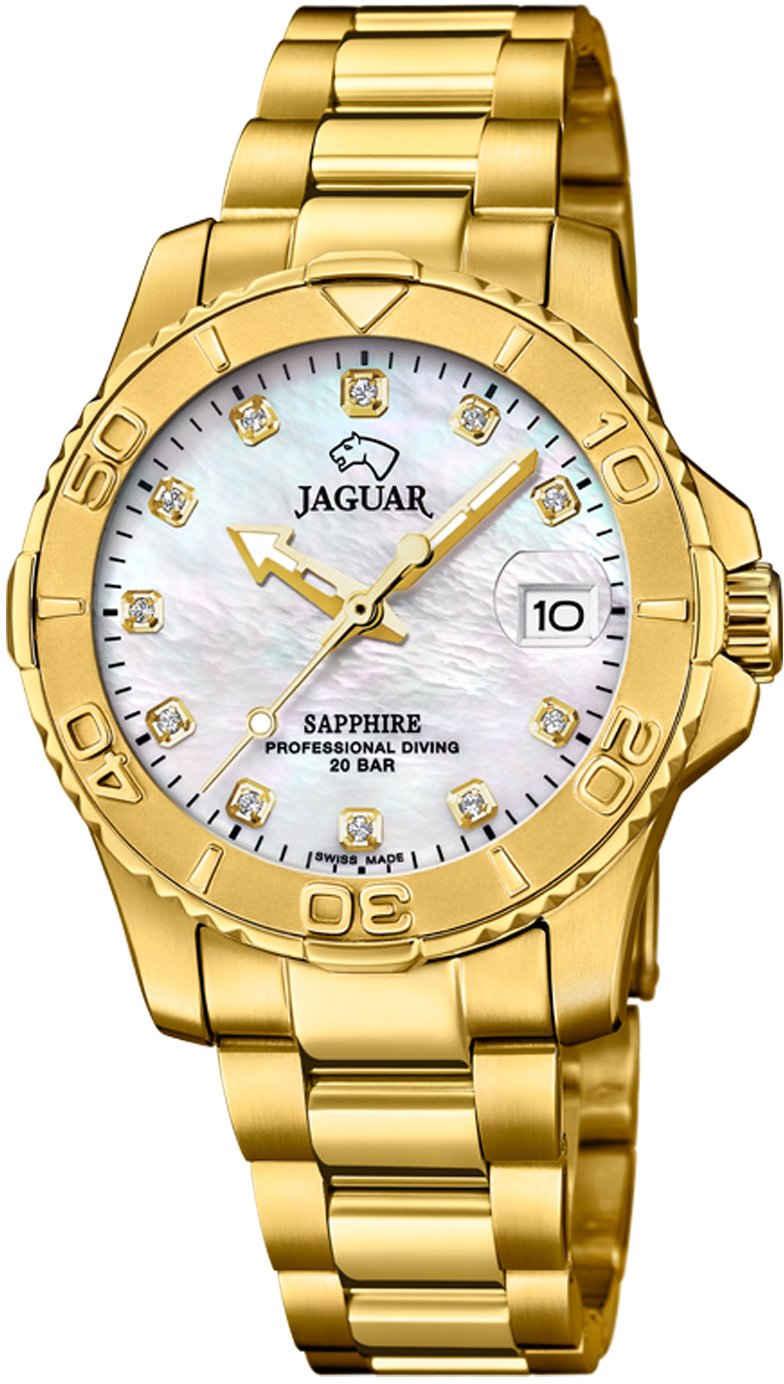 Jaguar Schweizer Uhr »Woman, J898/1«