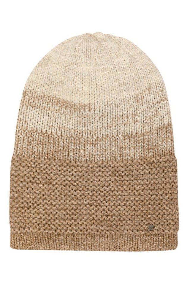 finn flare -  Strickmütze aus weichem Strickgewebe