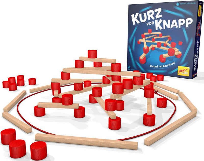 Zoch Spiel, Familienspiel »Kurz vor knapp«