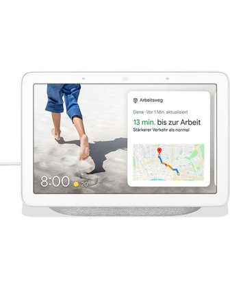 Google Nest Hub Smart Display (Bluetooth WLAN...