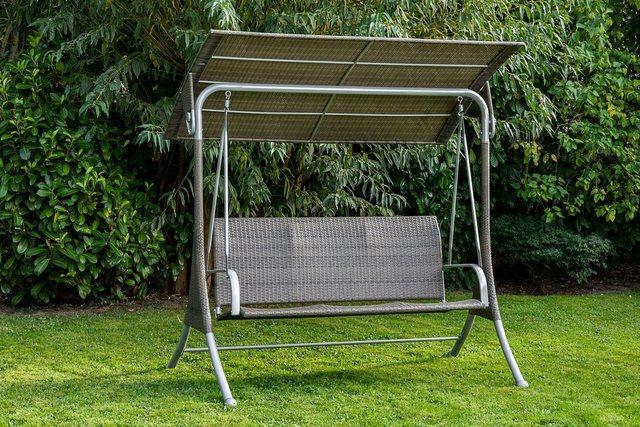 Empfehlung: Hollywood Gartenschaukel Stahl MERXX  von MERXX*