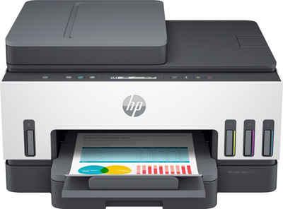 HP Smart Tank 7305 Multifunktionsdrucker, (Bluetooth, LAN (Ethernet), Wi-Fi Direct, WLAN (Wi-Fi)