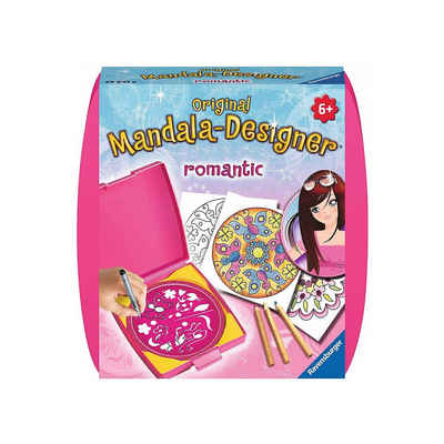 Ravensburger Mandala »Mandala-Designer® Mini Set mit 1 Schablone,«