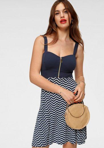 Melrose Sommerkleid im Marine Style