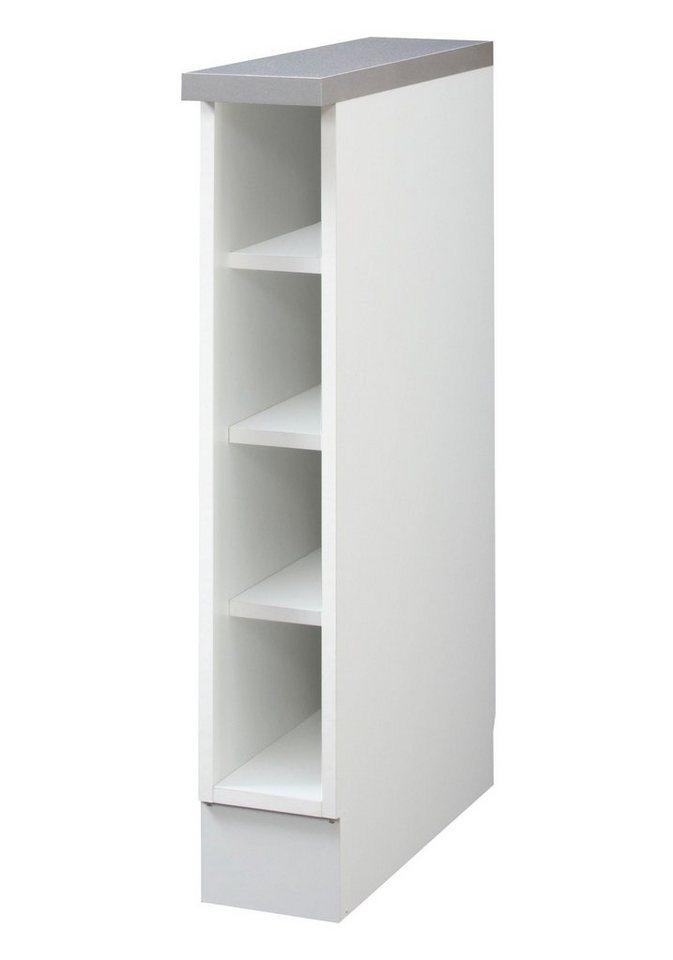 Wiho Küchen Flaschenregal »Valencia«, Breite 15 cm | OTTO