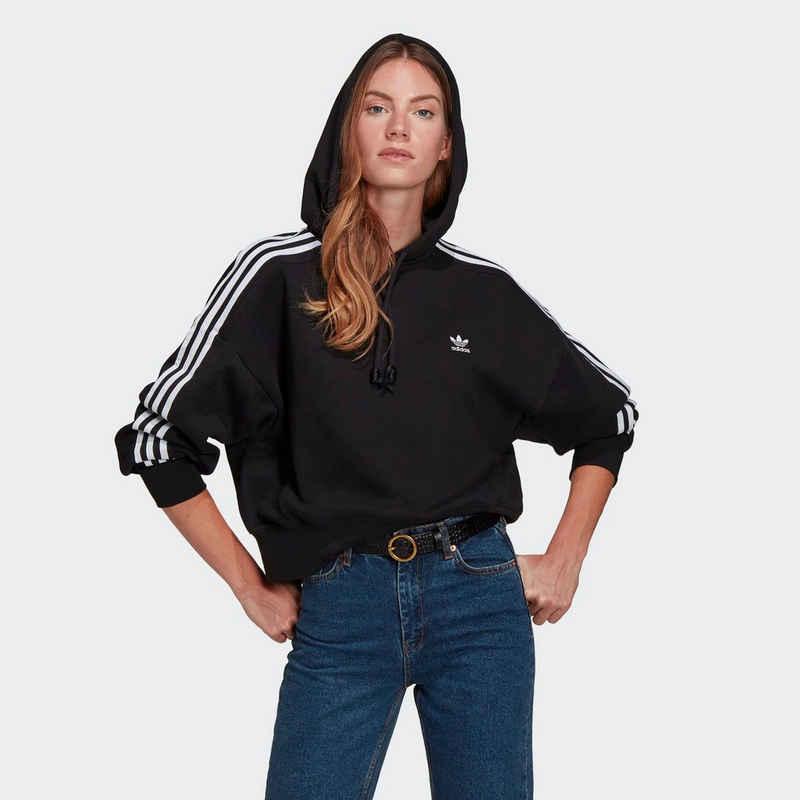 adidas Originals Sweatshirt »ADICOLOR CLASSICS CROP HOODIE«