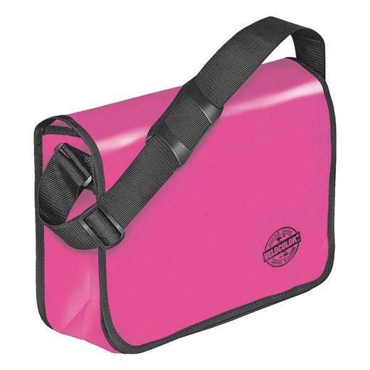 VELOFLEX Umhängetasche »VELOCOLOR 70003«, mit verstellbarem Schultergurt mit Rutschsicherung