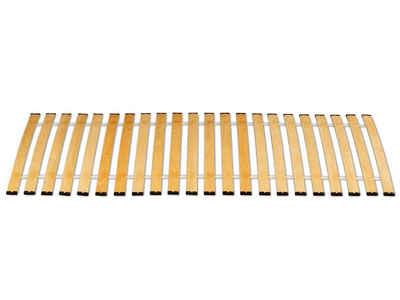 Rollrost, Coemo, 22 Leisten, Kopfteil nicht verstellbar, Fußteil nicht verstellbar, 22 Federleisten mit Endkappen