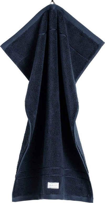 Gant Handtücher »Organic Premium« (2-St), aus 100% Bio-Baumwolle