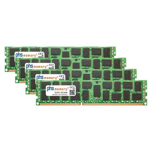 PHS-memory »RAM für Fujitsu Sparc Enterprise M10-4S Server 1BB« Arbeitsspeicher