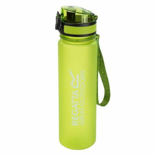 Regatta Trinkflasche »Tritan Flip 600 ml«, mit Doppelverschluss