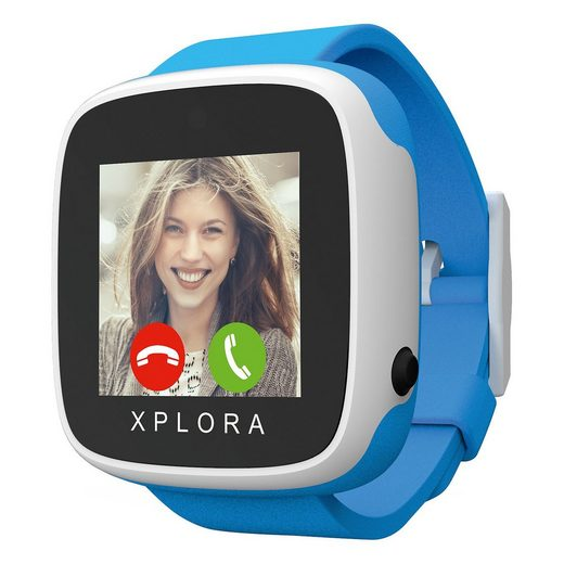 Xplora GO Smartwatch Kids blue