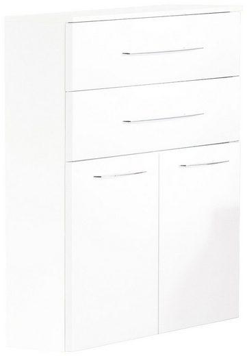 FACKELMANN Midischrank »Vadea« Mehrzweckschrank, Breite 70,5 cm