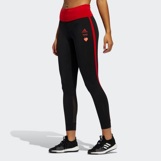 adidas Performance Funktionstights »Own The Run Valentine 7/8-Tight«