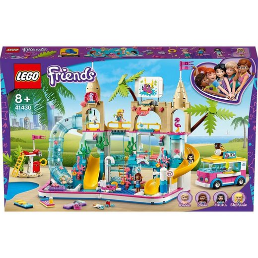 Lego Friends Spiele 1001