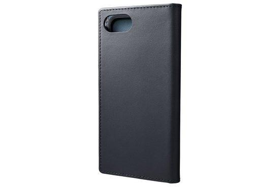 GRAMAS Handytasche »GLC626NV Echtleder Flipcase iPhone 8/7 marineblau«