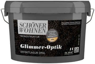 SCHÖNER WOHNEN-Kollektion Wohnraumlasur »Glimmer-Optik Effektlasur«, 1 l