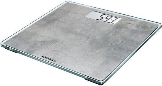 Soehnle Personenwaage »Style Sense Compact 300 concrete«