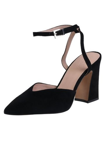 ekonika »PORTAL« Sandale mit samtiger Veloursoberfläche