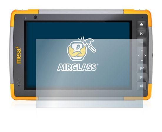 BROTECT Schutzfolie »Panzerglasfolie für Juniper Systems Mesa 2 Rugged Tablet«, Schutzglas Glasfolie klar