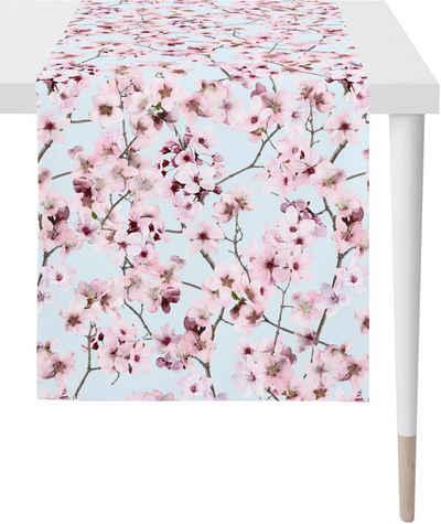 APELT Tischläufer »6450 SPRINGTIME« (1-tlg), Digitaldruck