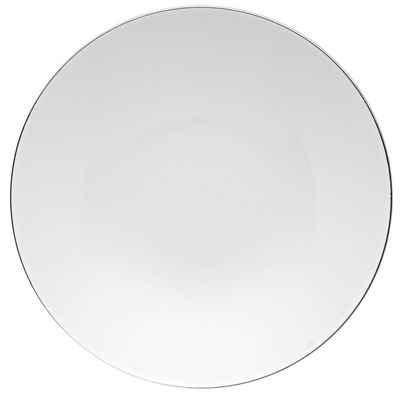 Rosenthal Servierteller »TAC Gropius Platin Platzteller 33 cm«, Porzellan