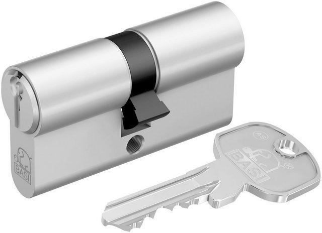 BASI Zylinderschloss »27/33 mm mit Not- & Gefahrenfunktion«, AS Profil-Doppelzylinder