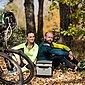 LBLA Thermobehälter »Kühltasche Picknicktasche Lunchtasche«, (Thermotasche faltbar 13 Liter), Isoliertasche für Lebensmitteltransport, Bild 6