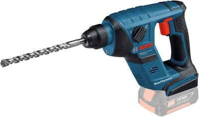 Bosch Professional Akku-Bohrhammer »GBH 18 V-LI Compact«, max. 1050 U/min, ohne Akku und Ladegerät