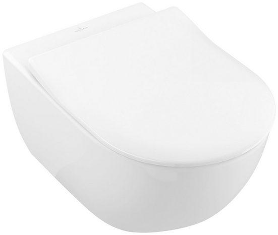 Villeroy & Boch Tiefspül-WC »Subway 2.0«