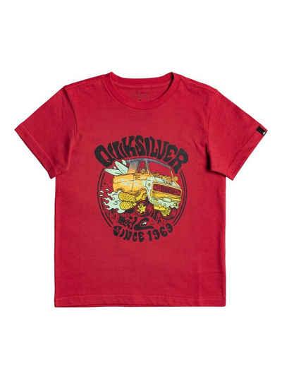 Quiksilver T-Shirt »Rush Hour«
