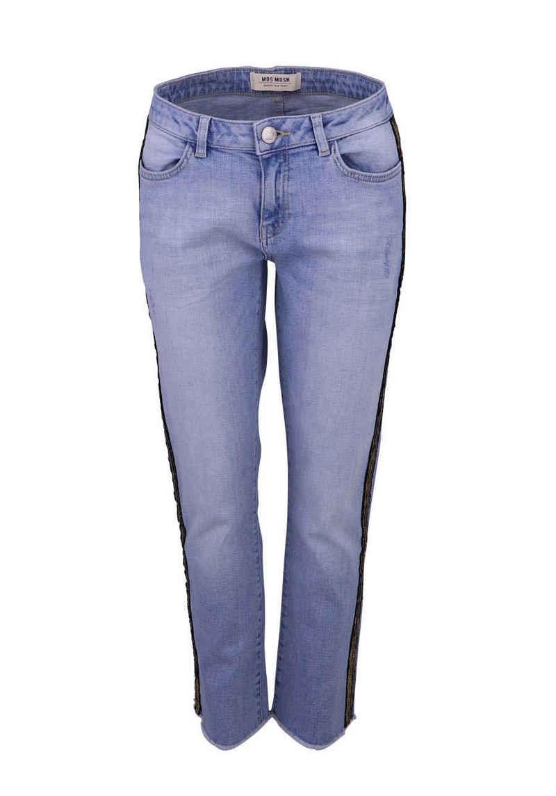 Mos Mosh Straight-Jeans »Mos Mosh«