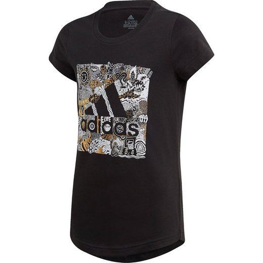 adidas Performance T-Shirt MH BOS BOX für Jungen