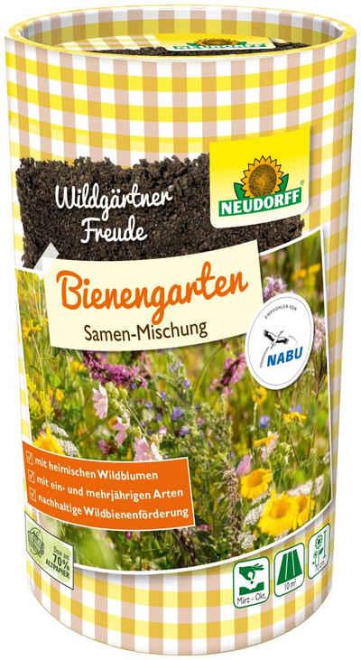Neudorff Blumensamen »WildgärtnerFreude Bienengarten«, 50 g, für ca. 10 m² Fläche