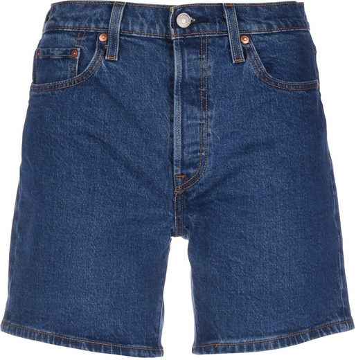 Levi's® Jeansshorts »501 Mid Thigh«