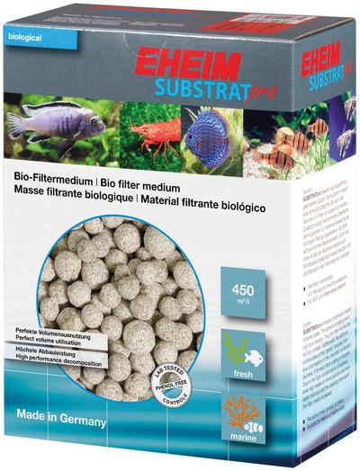 EHEIM Filtersubstrat »SUBSTRATpro«, für Aquarien Außenfilter mit Meerwasser/Süßwasser