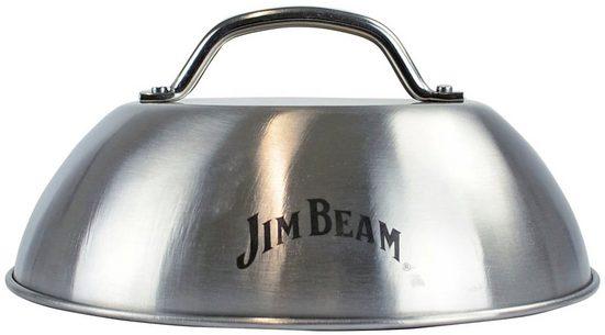 Jim Beam BBQ Deckel, Grillhaube Ø 22 cm