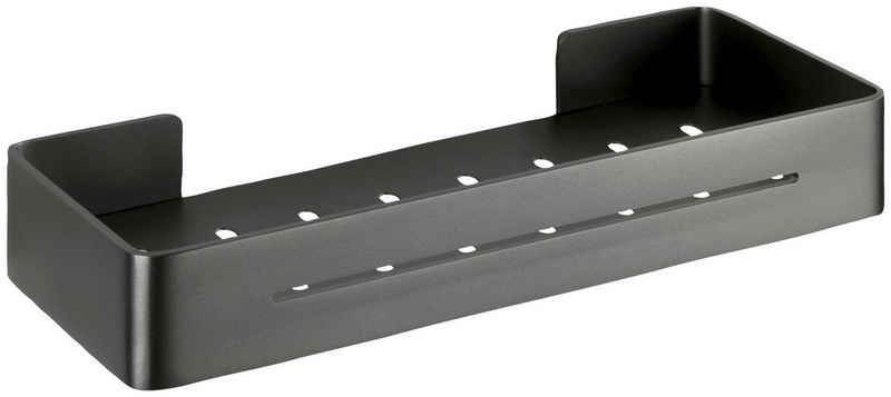 WENKO Wandregal »Montella«, 1-tlg., Aluminium