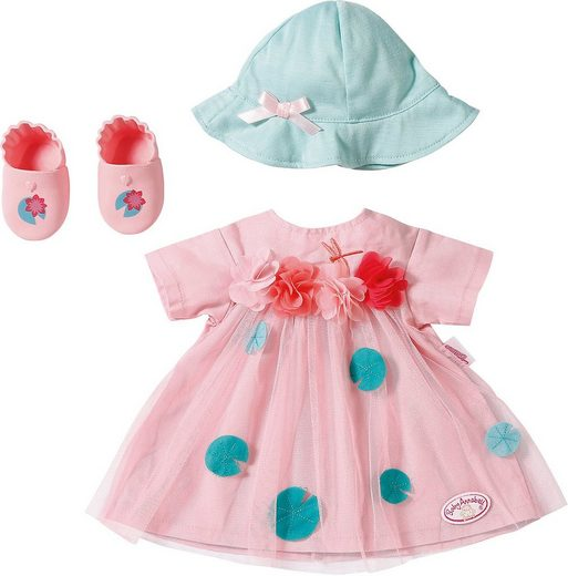 Zapf Creation® Puppenkleidung »Baby Annabell Deluxe Sommer Set 43 cm«