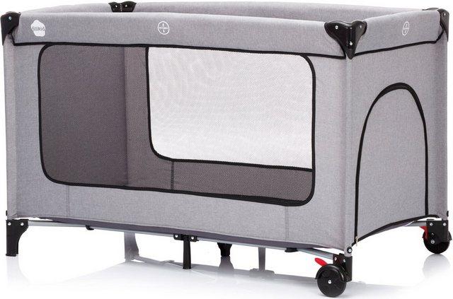 Babybetten - Fillikid Baby Reisebett »Standard grau melange«, inkl. Transporttasche  - Onlineshop OTTO