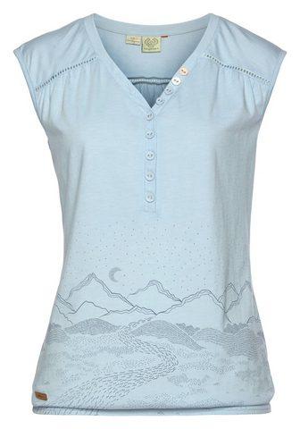 Ragwear Marškinėliai be rankovių »SALTY B« su ...