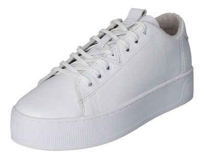 HUB »HOOK XL LEATHER« Sneaker White