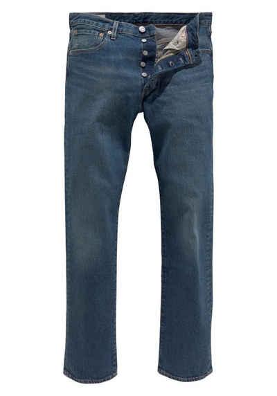 Levi's® 5-Pocket-Jeans »501®« mit Knopfleiste