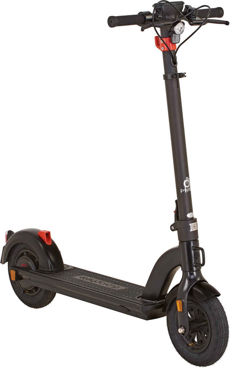 Prophete E-Scooter »Prophete E-Scooter mit Straßenzulassung«, 20 km/h