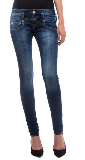 Herrlicher Slim-fit-Jeans »Pitch slim clean«