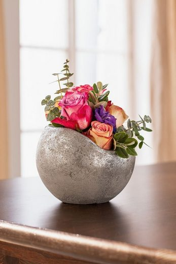 "HomeLiving Blumenständer »""Silberglanz""«"
