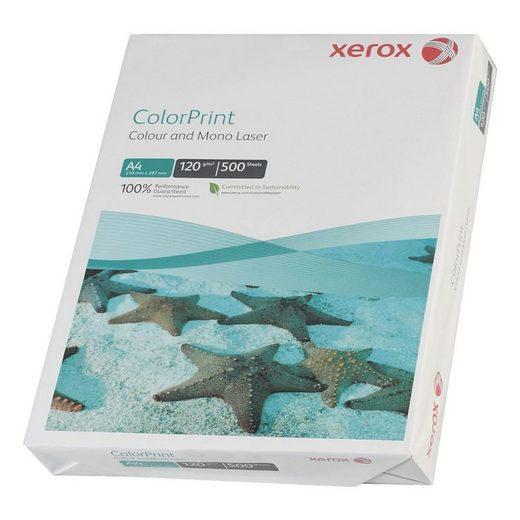 Xerox Farblaser-Druckerpapier »Color Print«, Format DIN A4, 120 g/m²