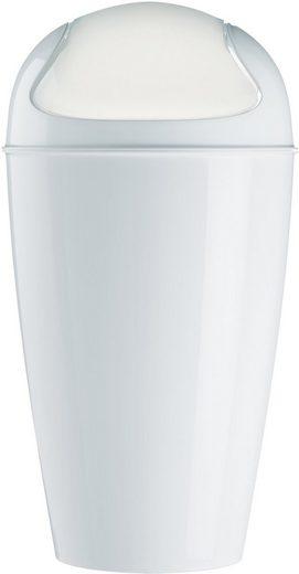 KOZIOL Mülleimer »DEL XL«, melaminfrei, 30 Liter